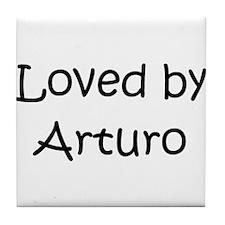 Unique Arturo Tile Coaster
