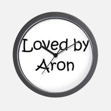 Cute Aron Wall Clock