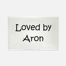 Cute Aron Rectangle Magnet