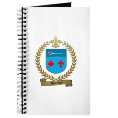 MORENCY Family Crest Journal