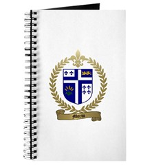 MORIN Family Crest Journal