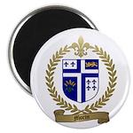 MORIN Family Crest Magnet