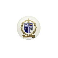 MORIN Family Crest Mini Button (10 pack)