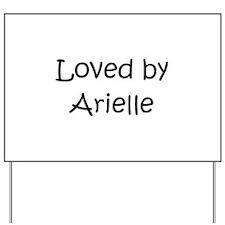 Cool Ariel Yard Sign