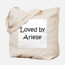Funny Arielle Tote Bag
