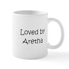 Unique Aretha Mug