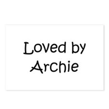 Cute Archie Postcards (Package of 8)