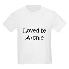 Cool Loved by a T-Shirt