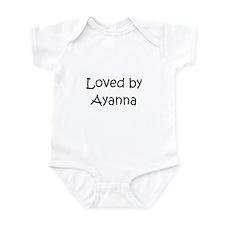 Cool Ayanna Infant Bodysuit