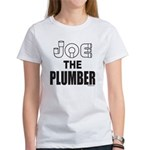 JOE THE PLUMBER Women's T-Shirt
