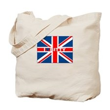 Britain Bitty Tote Bag