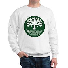 Planteth A Tree Sweatshirt