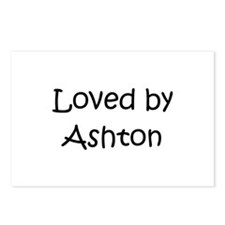Funny Ashton Postcards (Package of 8)
