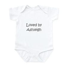 Cute Ashleigh Onesie