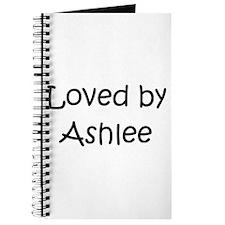 Cute Ashlee Journal