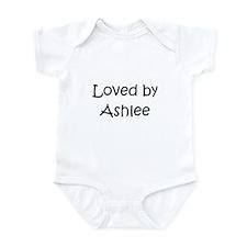 Cute Ashlee Onesie