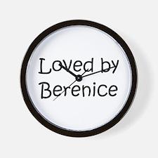 Berenice Wall Clock
