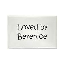 Unique Berenice Rectangle Magnet