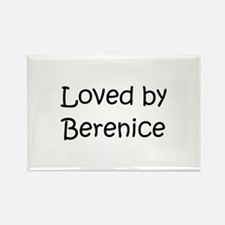 Funny Berenice Rectangle Magnet