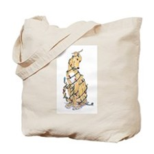 All Caught Up Tote Bag