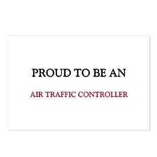 Proud To Be A AIR TRAFFIC CONTROLLER Postcards (Pa
