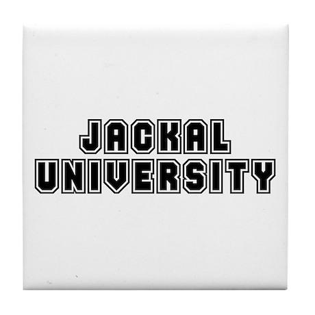 University Tile Coaster