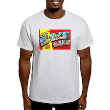 Rio Grande Valley Texas (Front) T-Shirt