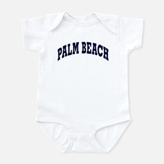PALM BEACH Infant Bodysuit