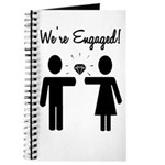 We're Engaged Journal