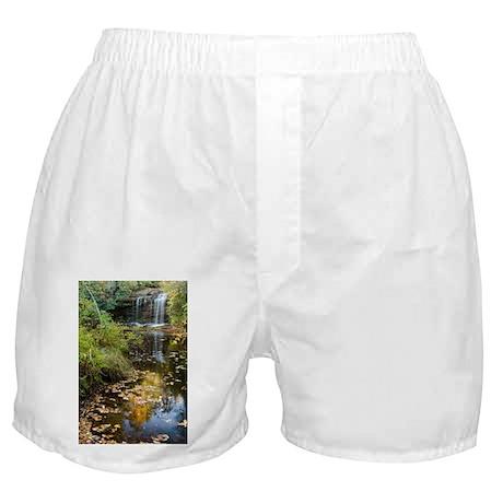 Schoolhouse Falls Boxer Shorts
