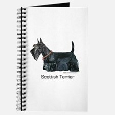 Scottish Terrier Love Journal