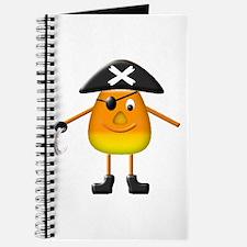 Candy Corn Pirate Journal