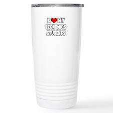 """Love My Economics Students"" Travel Mug"