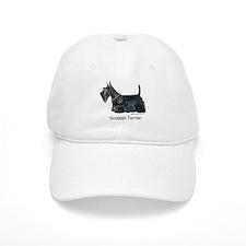 Scottish Terrier Love Baseball Cap