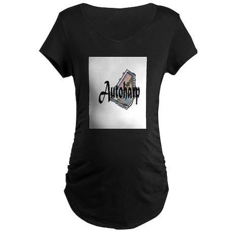 Autoharp Maternity Dark T-Shirt