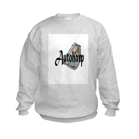 Autoharp Kids Sweatshirt