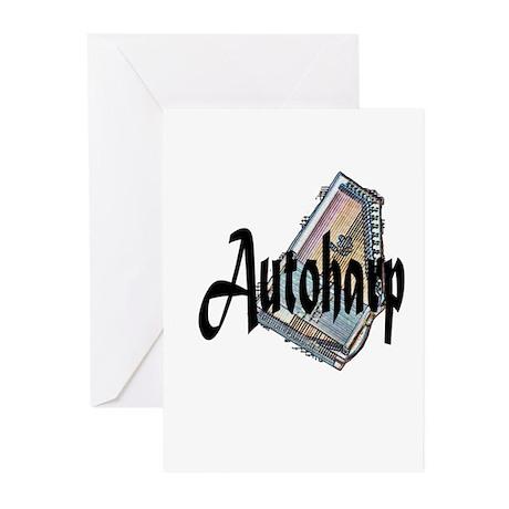 Autoharp Greeting Cards (Pk of 20)