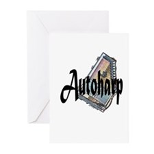 Autoharp Greeting Cards (Pk of 10)