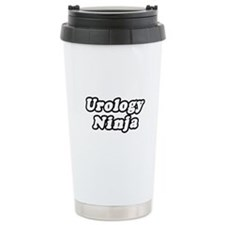 """Urology Ninja"" Travel Mug"