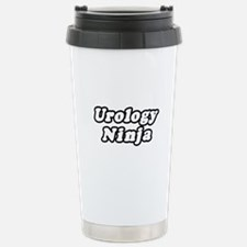 """""""Urology Ninja"""" Travel Mug"""
