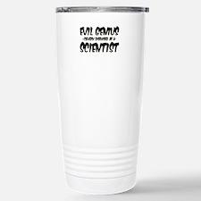 Cool Scientist ninja Travel Mug