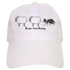 Herding Border Collie Hat
