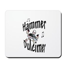 Hammer Dulcimer Mousepad
