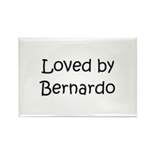 Unique Bernardo Rectangle Magnet (10 pack)