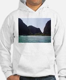 Funny Fire sunrise Hoodie