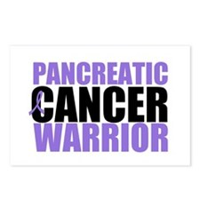 PC Cancer Warrior Postcards (Package of 8)