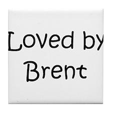 Unique Brent Tile Coaster