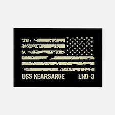 USS Kearsarge Rectangle Magnet