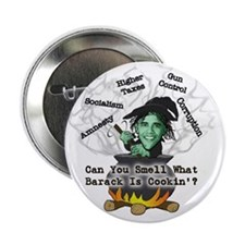 "Barack is Cookin' 2.25"" Button (10 pack)"