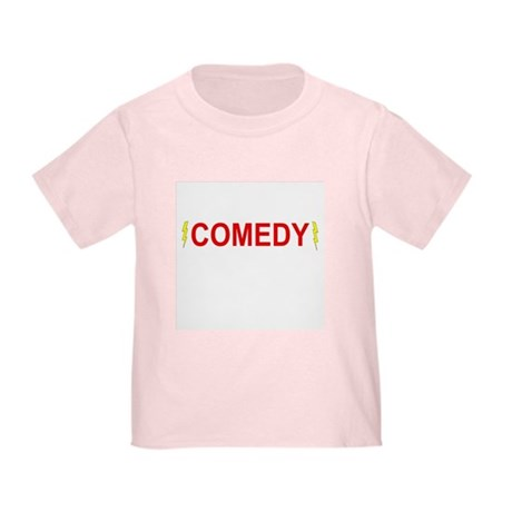 Comedy Toddler T-Shirt